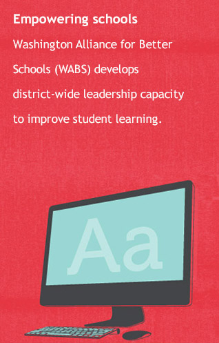 WABS develops district-wide leadership capacity to improve student learning